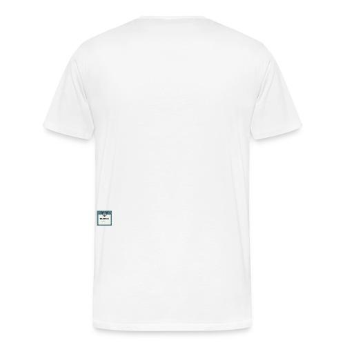 Trappin! - Premium-T-shirt herr
