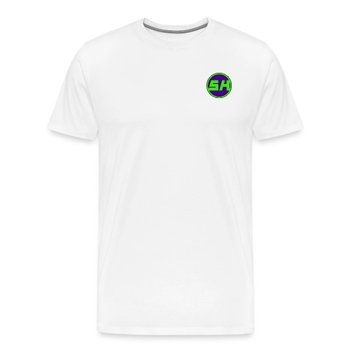 SkyHyperion Classic Colours - White - Men's Premium T-Shirt