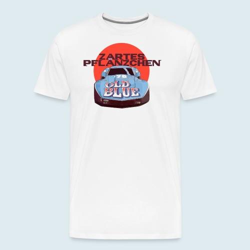 Corvette Wide Body - Männer Premium T-Shirt