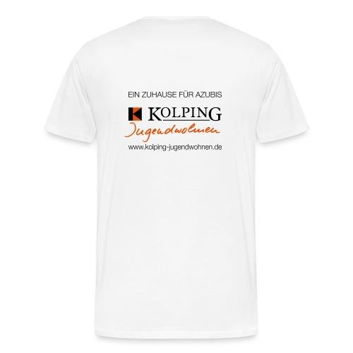 Ein Zuhause web - Männer Premium T-Shirt