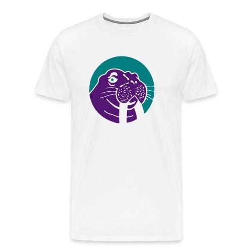 Walrus - Mannen Premium T-shirt