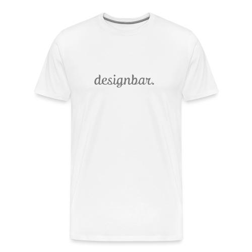 designbar - Männer Premium T-Shirt