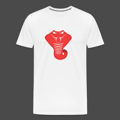 Just Some Bass snake png - Men's Premium T-Shirt