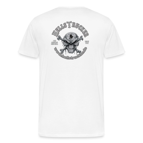 HellsTruckerLogo - Männer Premium T-Shirt