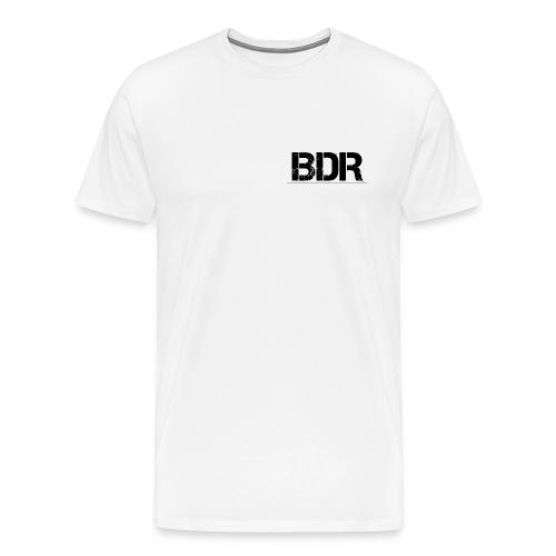 3000x3000BDR jpg - Mannen Premium T-shirt