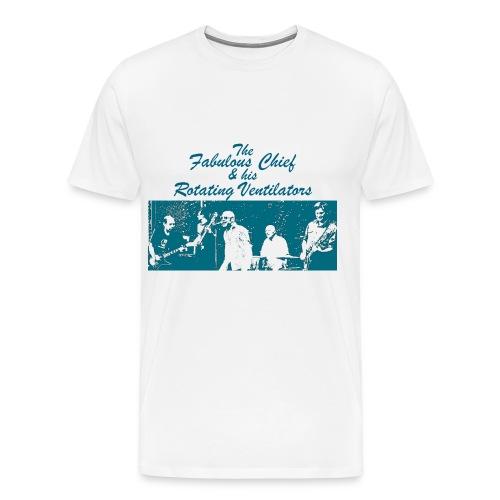 FINAL Band TürkisBlau - Männer Premium T-Shirt