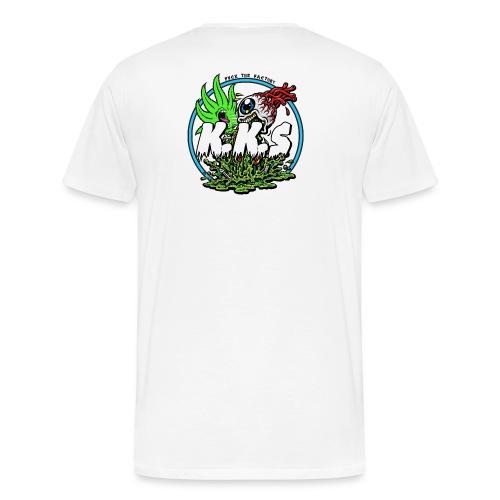 Fuck The Factory - T-shirt Premium Homme