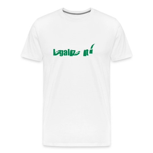 Legalize it Original - Männer Premium T-Shirt