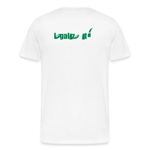 Legalize it Original - Männer Premium T-Shirt