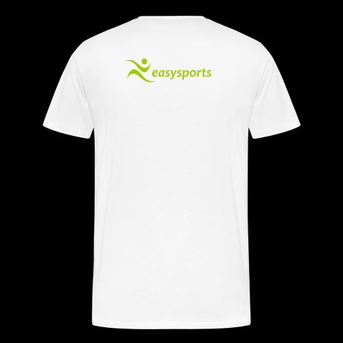 easysports pur - Männer Premium T-Shirt