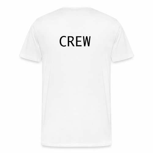 Crew Shirt - Männer Premium T-Shirt