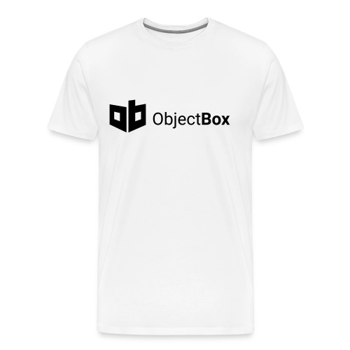 ObjectBox 1c FINAL - Men's Premium T-Shirt