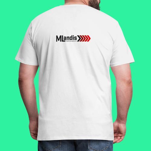 MLandis - Männer Premium T-Shirt