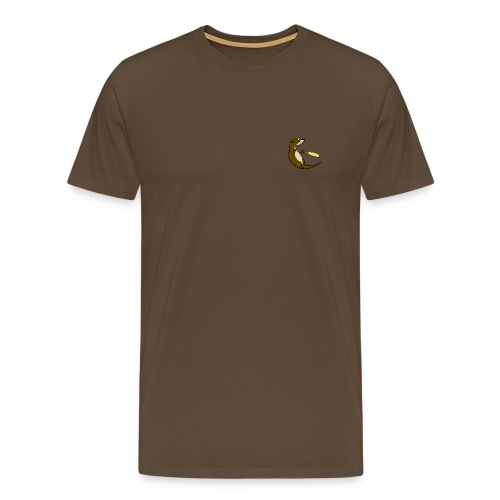Song of the Paddle; Quentin classic pose Women's - Men's Premium T-Shirt