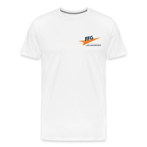 Schriftzug FFG - Männer Premium T-Shirt