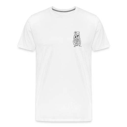 oddd_face (2) - T-shirt Premium Homme