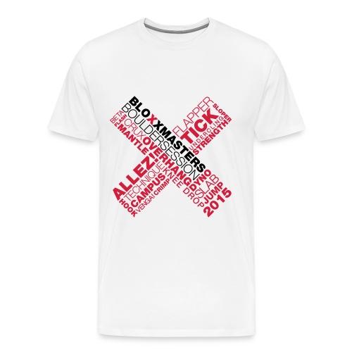Bloxxmasters X - Männer Premium T-Shirt