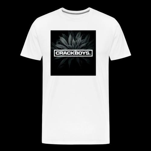 cb kasten weed png - Männer Premium T-Shirt