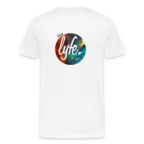Thug Lyfe Hype - Men's Premium T-Shirt