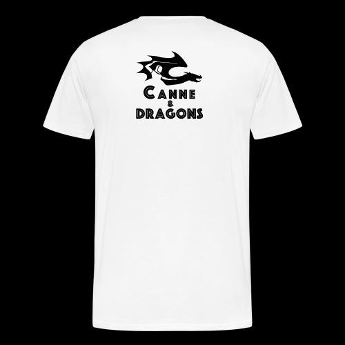 logoC D N B2 - T-shirt Premium Homme