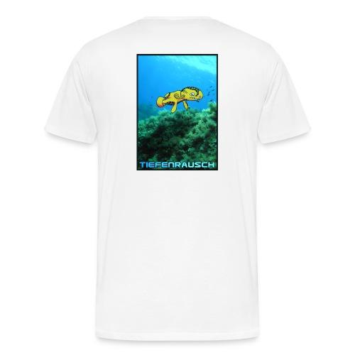tiefenrausch Digitalmotiv - Männer Premium T-Shirt