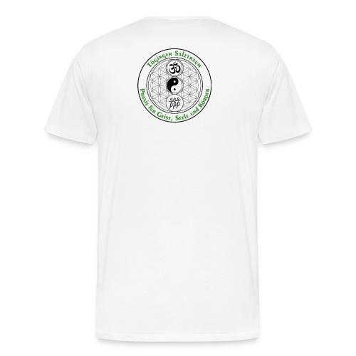 Logo-Salztraum - Männer Premium T-Shirt