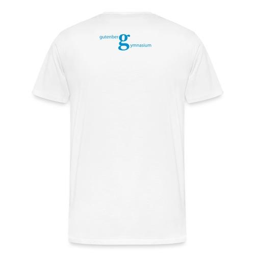 GG Logo - Männer Premium T-Shirt