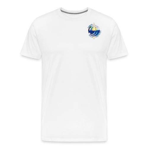W W logo Big gif - T-shirt Premium Homme