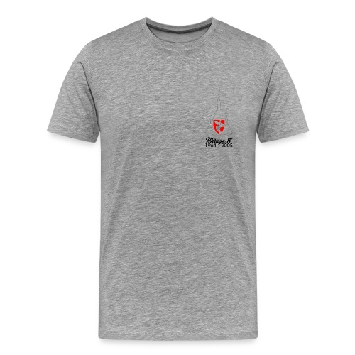 t shirt face - T-shirt Premium Homme