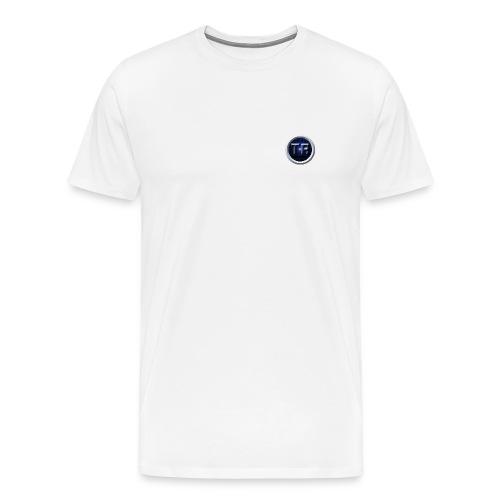 Profilbild version 2 png - Männer Premium T-Shirt