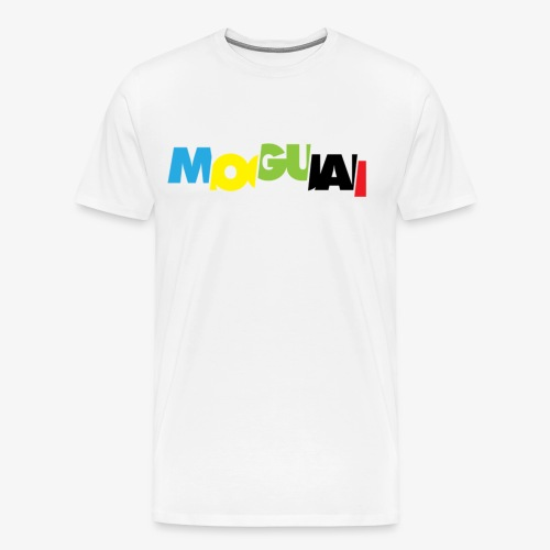 MOGUAI COULORED Shirt - Men's Premium T-Shirt