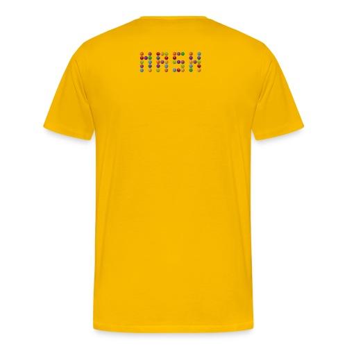 2 - Männer Premium T-Shirt