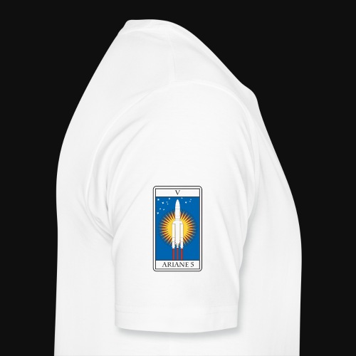 Ariane 5 By Itartwork - Men's Premium T-Shirt
