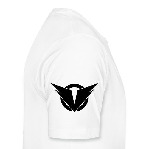 Vintry Logo on back - Männer Premium T-Shirt