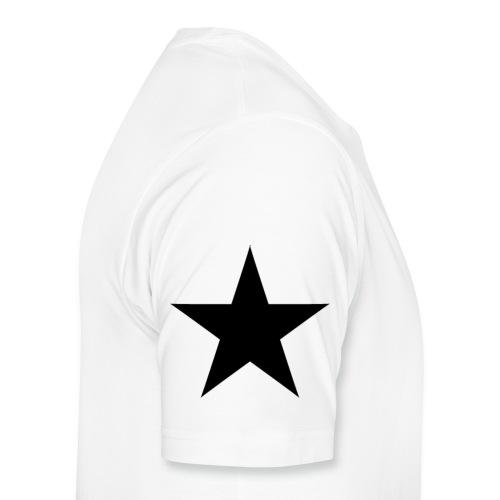 ster star - Mannen Premium T-shirt