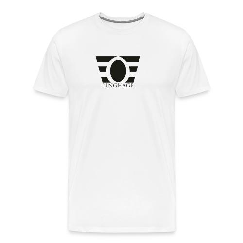 LINGHAGE - Premium-T-shirt herr