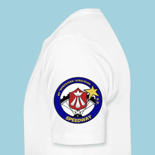 MCN Logo beidseitig - Männer Premium T-Shirt