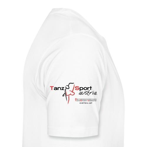 Logo OTSV V1 Austria gif - Männer Premium T-Shirt