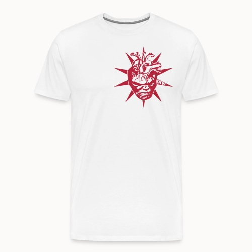 dirtheart - Männer Premium T-Shirt