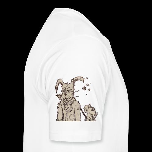 TimeRabbit - Männer Premium T-Shirt