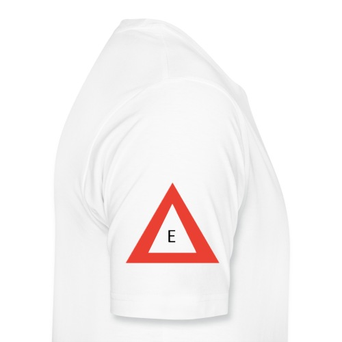 Elite Dreieck (klein) - Männer Premium T-Shirt