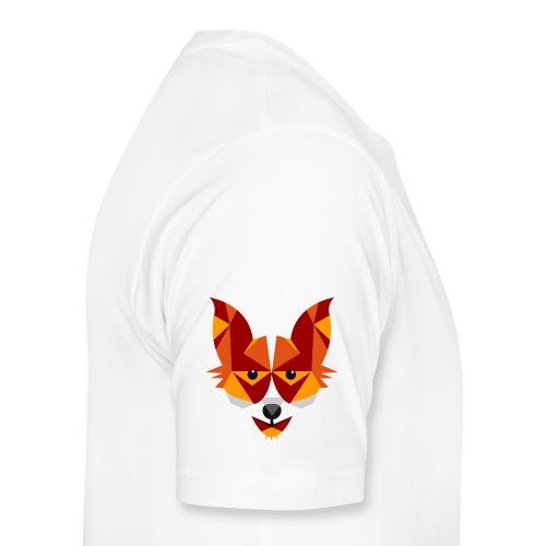 woxx logo transparant png - T-shirt Premium Homme
