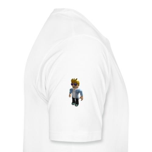 ghosteeeeez´ merch - Premium-T-shirt herr