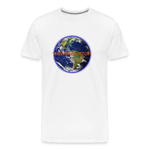 TheWorldOfTom Mug - Men's Premium T-Shirt