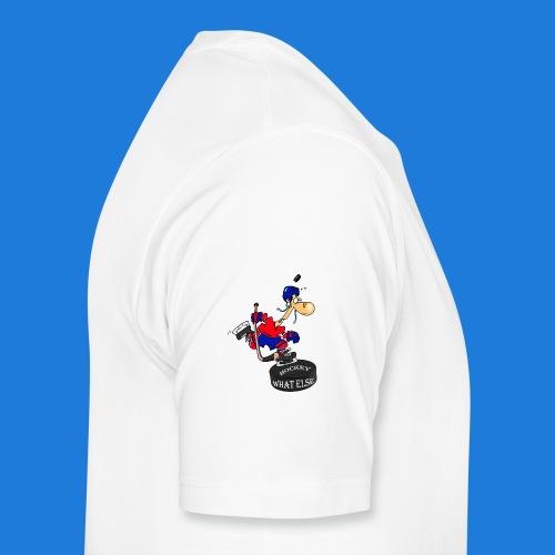 Hockey what else - Männer Premium T-Shirt