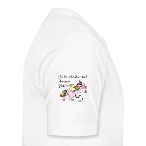 einhorn.png - Männer Premium T-Shirt