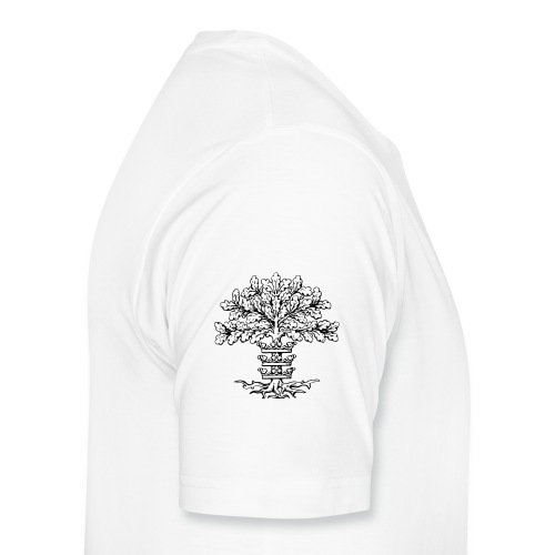 Trädet - Premium-T-shirt herr