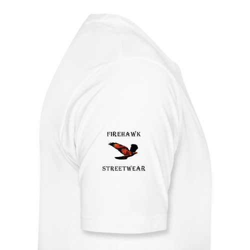 Fiery Hawk - Men's Premium T-Shirt