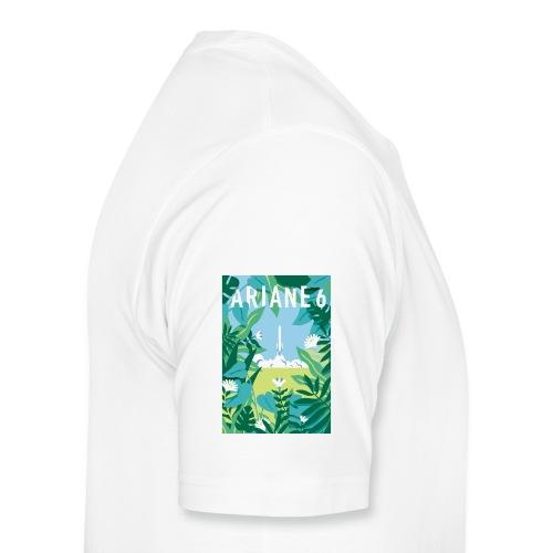 Ariane 6 by Quentin Monge - Men's Premium T-Shirt