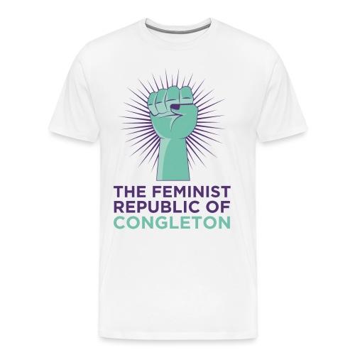 congleton_tshirt_front_ar - Men's Premium T-Shirt